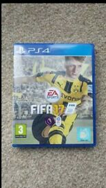 FIFA 17 - PS4 - mint condition