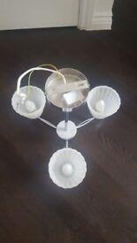 3 lamp ceiling lights