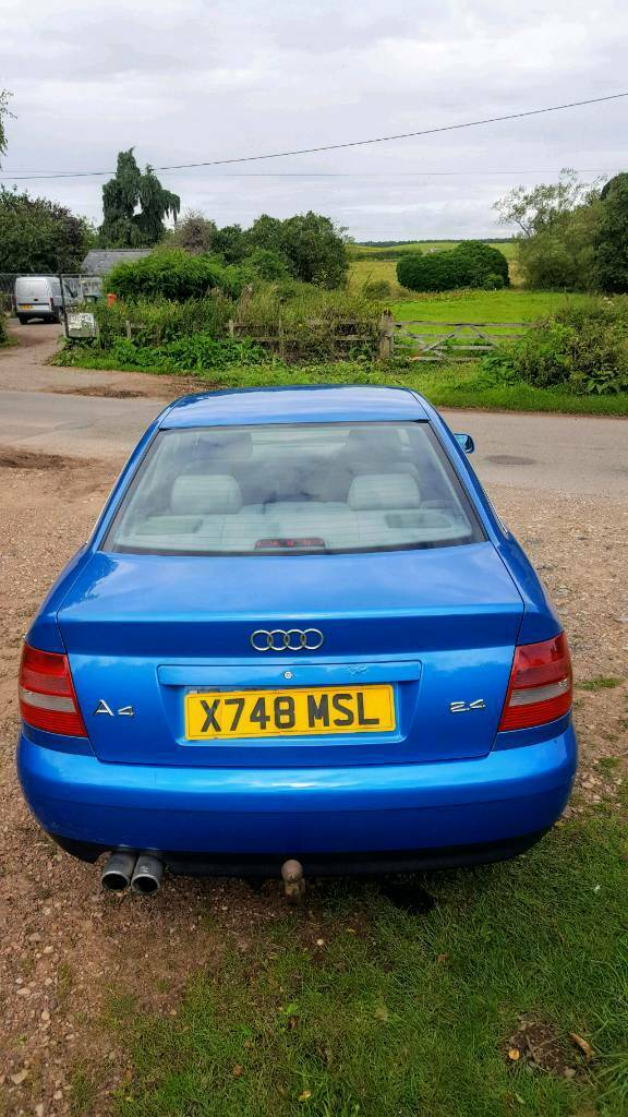 CLASSIC AUDI A4 (B5), V6 | in Retford, Nottinghamshire | Gumtree