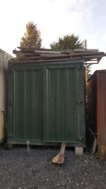 30 ft STEEL CONTAINER ONLY £800