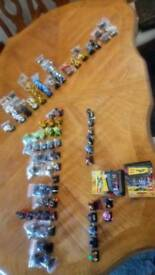 Lego Minifigures X 129 series 14/15/16 collectable Batman movie