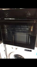 Logik Black Single Electric Oven New and Unused