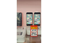 IPHONE 5C BRAND NEW ALL COLOURS 16GB SIM FREE