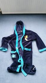 Kids 12-14 Years Bart Simpson Gown, Good condition, Must go, Contact me soon as, Cheap price at £3
