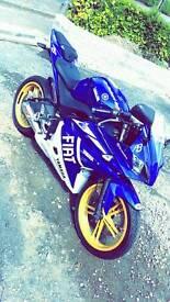 Yamaha yzf R125 swap