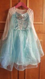 Elsa age 3-4 fancy dress