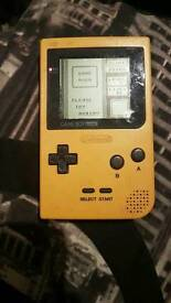 Gameboy colour pocket