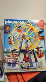 playmobile big wheel