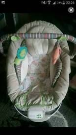 Unisex Comfort and harmony baby bouncer