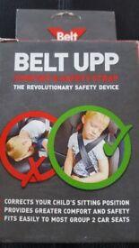 Safety Belt CAR safety for Children /Ideal for Long journeys in CAR .