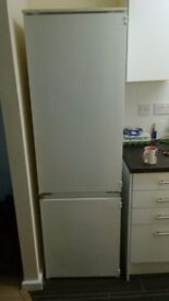 Fridge freezer zanussi