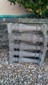 cement Column Balustrades
