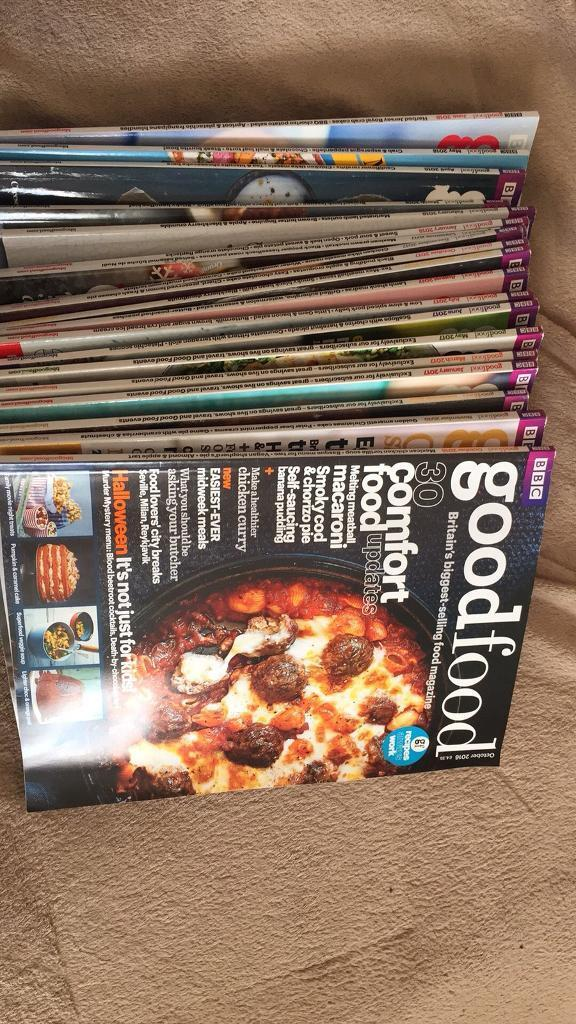 Bbc good food magazines in st ives cambridgeshire gumtree bbc good food magazines forumfinder Choice Image