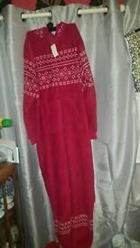 Size 20/22 red onesie