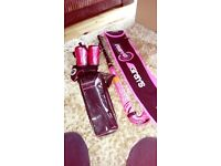 Grays Pink Hockey 🏑 stick and bag