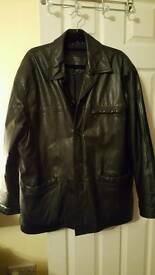 Club Eleven X1 leather jacket