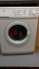 AEG Washing Machine works fine for 50.00£