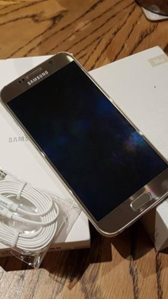 GOLD SAMSUNG S6 32GB UNLOCKED