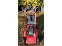 Alko powerline 4700b lawnmower as new