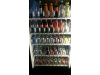 Bevmax bottle and can vending machine fully working order with coin mech