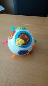 REDUCED Vtech crawl and learn bright lights ball