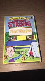 Jeremy Strong Book Set x9