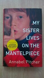 Signed First Edition of 'My Sister Lives on the Mantelpiece'