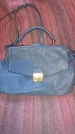 Leather Dimoni handbag