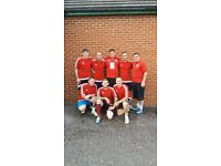 5-A-SIDE FOOTBALL LEAGUES IN ORMSKIRK