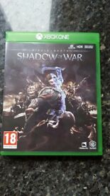 Middle Earth - Shadow of War for XBox One