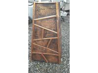 **Rare* Vintage Hand- Made Copper Extractor Hood - with lead and heat proof lining * £60