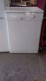 dishwasher zanussi tempoline