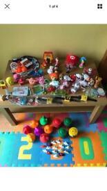 McDonald toy bundle