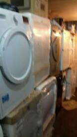 Tumble dryers offer sale from £58,00