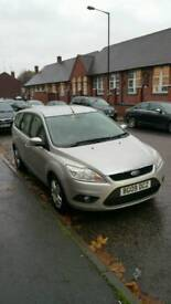Ford Focus Estate 1.6 Diesel 2009 Hpi Clear