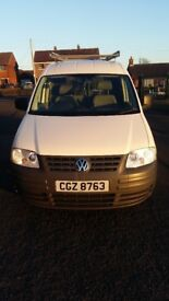 *LOW MILEAGE * VW Caddy Van