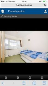 Double Room for rent to share with VEG Indian Family in South Ruislip
