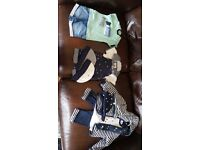 Baby boys new born clothes some bn without tags