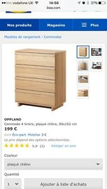 Ikea - Oppland Chest