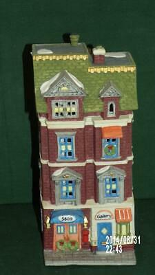 Department 56 5609 Park Avenue Townhouse MINT IN BOX Park Avenue Stack
