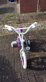 Girls Bike - Trax T12