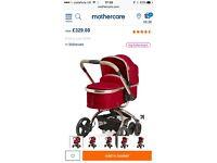 Mothercare orb pram/ pushchair