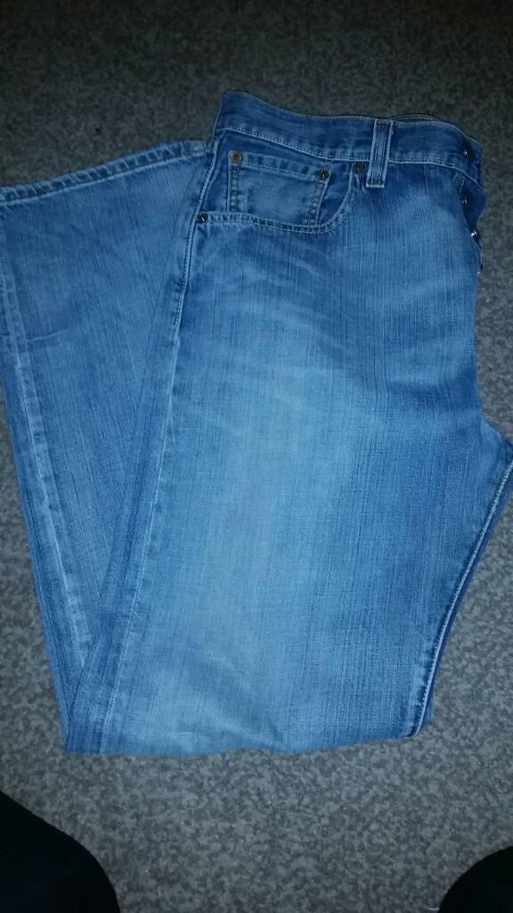 levis 501 original jeans w33 l30 (more 32 30)