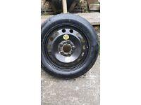 Spare wheel bmw e46 e60 e61 e90 e91 e92
