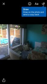 Bed to rent in double room