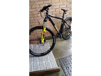 Voodoo bazlingo mountain bike