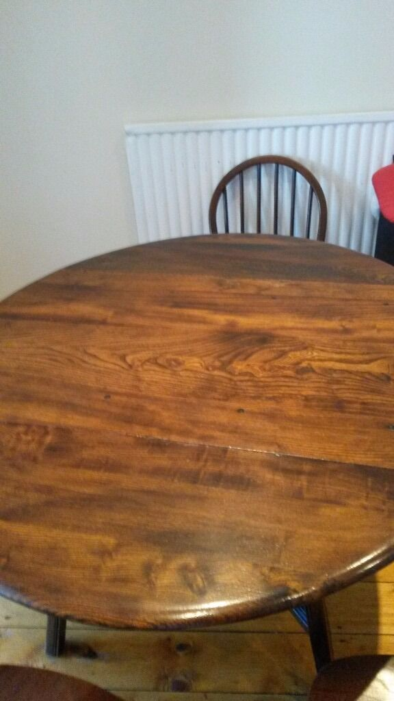 Ercol drop leaf dining table amp 4 chairs in Stretford  : 86 from www.gumtree.com size 576 x 1024 jpeg 65kB
