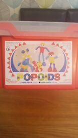 Popoids 70 piece box set