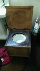 Still available 6am 11/5 Commode