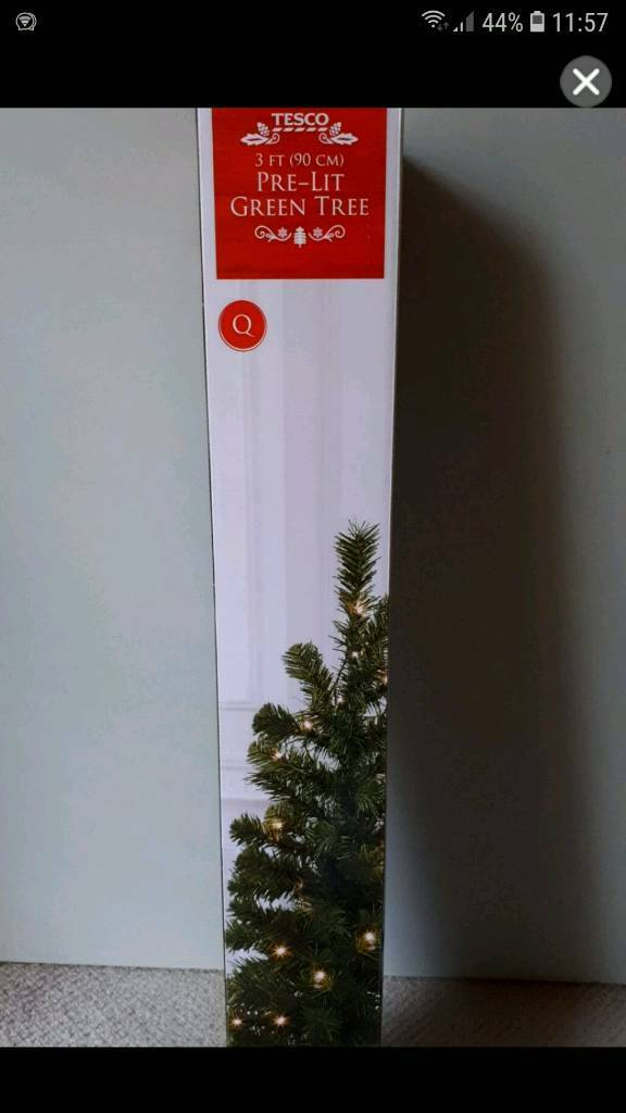 Tesco 3ft Christmas tree | in Redhill, Surrey | Gumtree